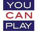 The You Can Play Logo.